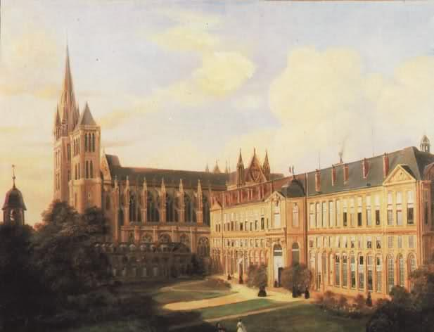 The history of St-Denis basilica