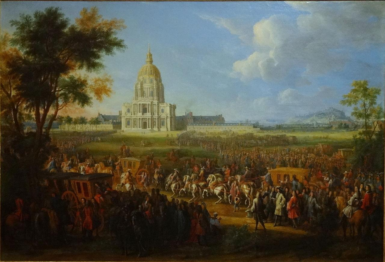 History of the Hotel des Invalides