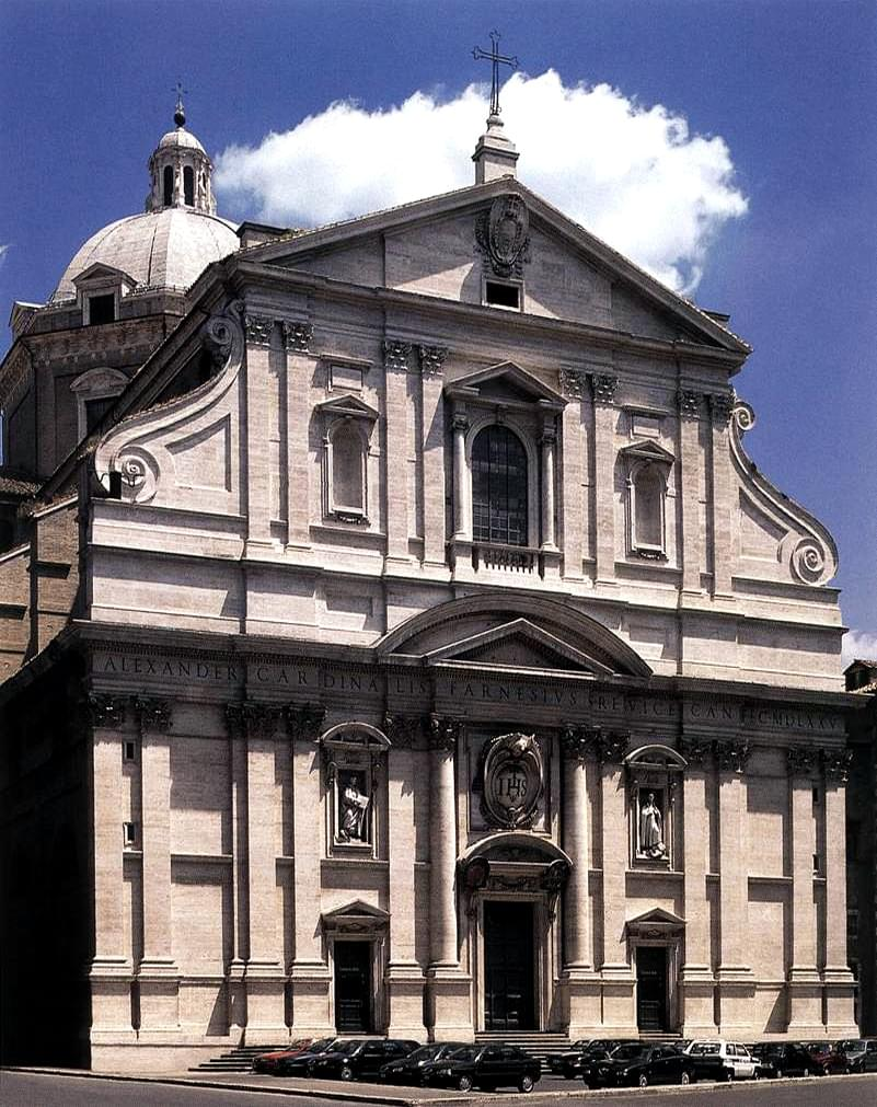 The Church of the Gesù