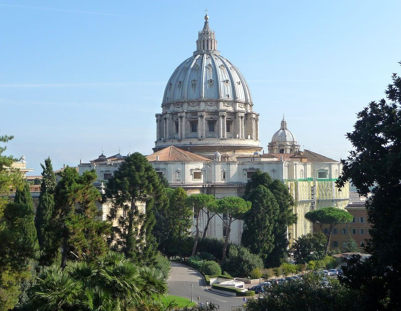 Saint-Peter's Basilica and the Vatican