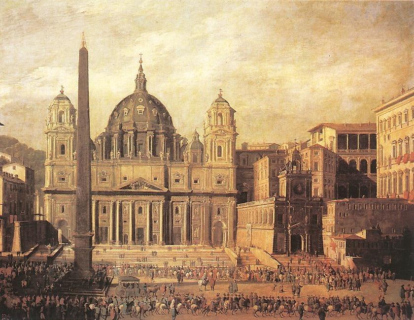 History of St. Peter's Basilica