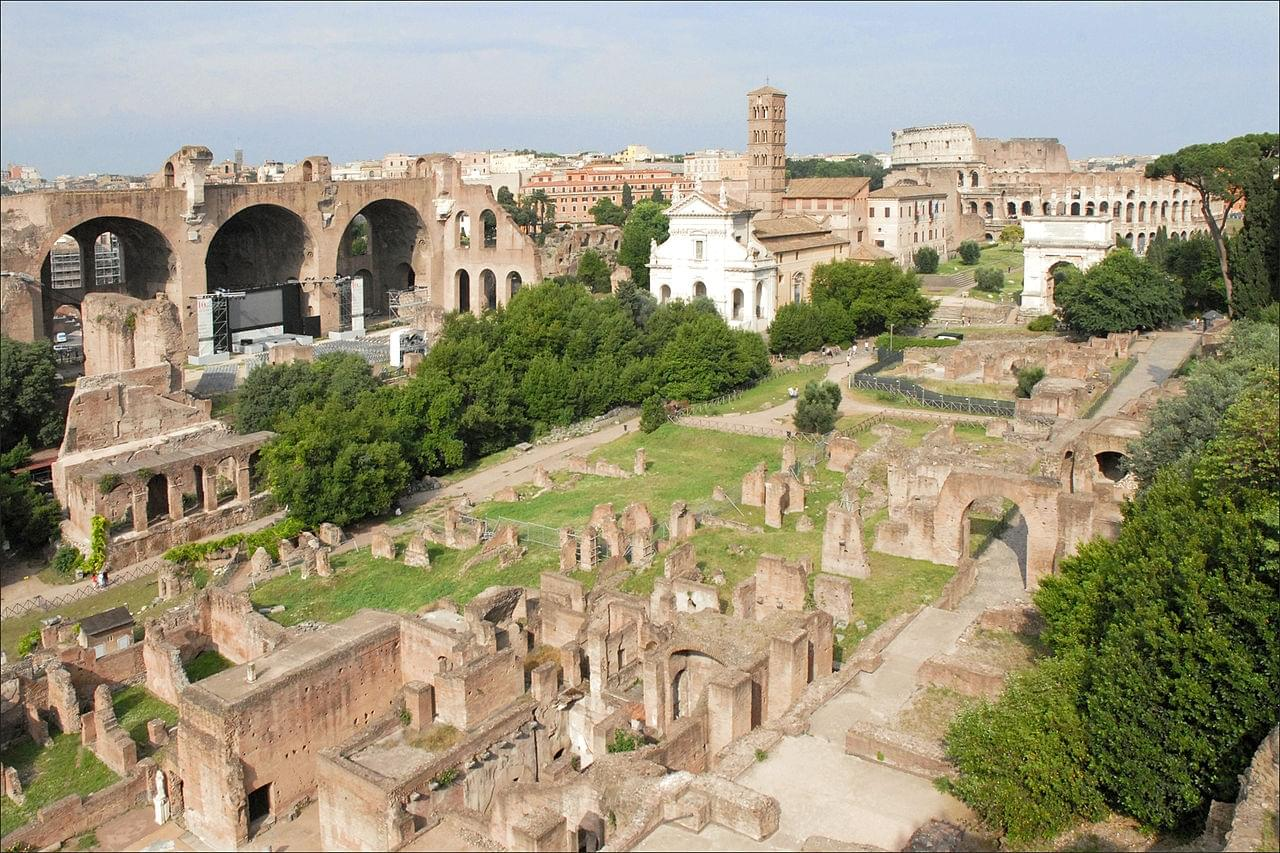 Introduction to The Roman forum