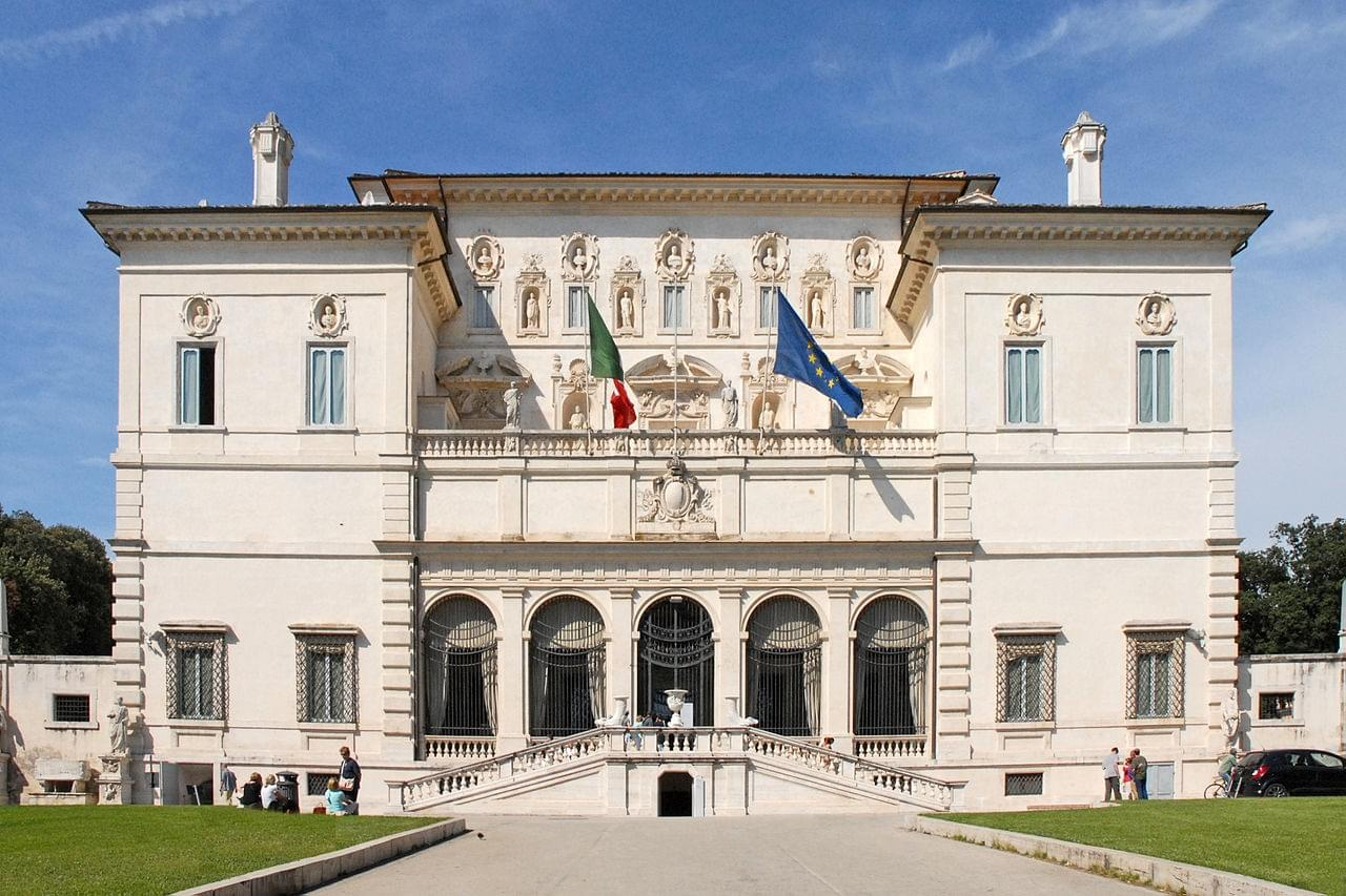 Information on The Villa Borghese Collections