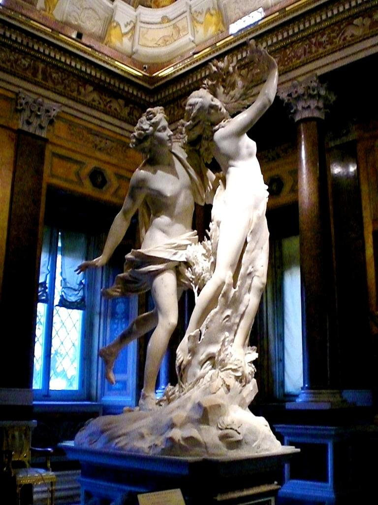The work of Bernini's
