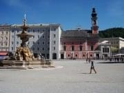 Salzburg Fountain Plaza 2007