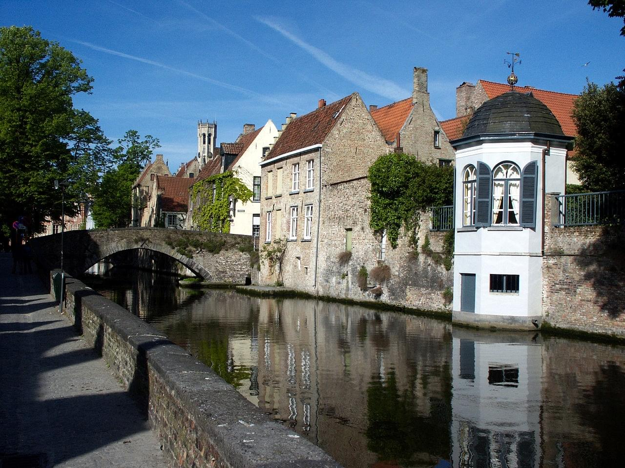 Intro Off the Beaten Track in Bruges