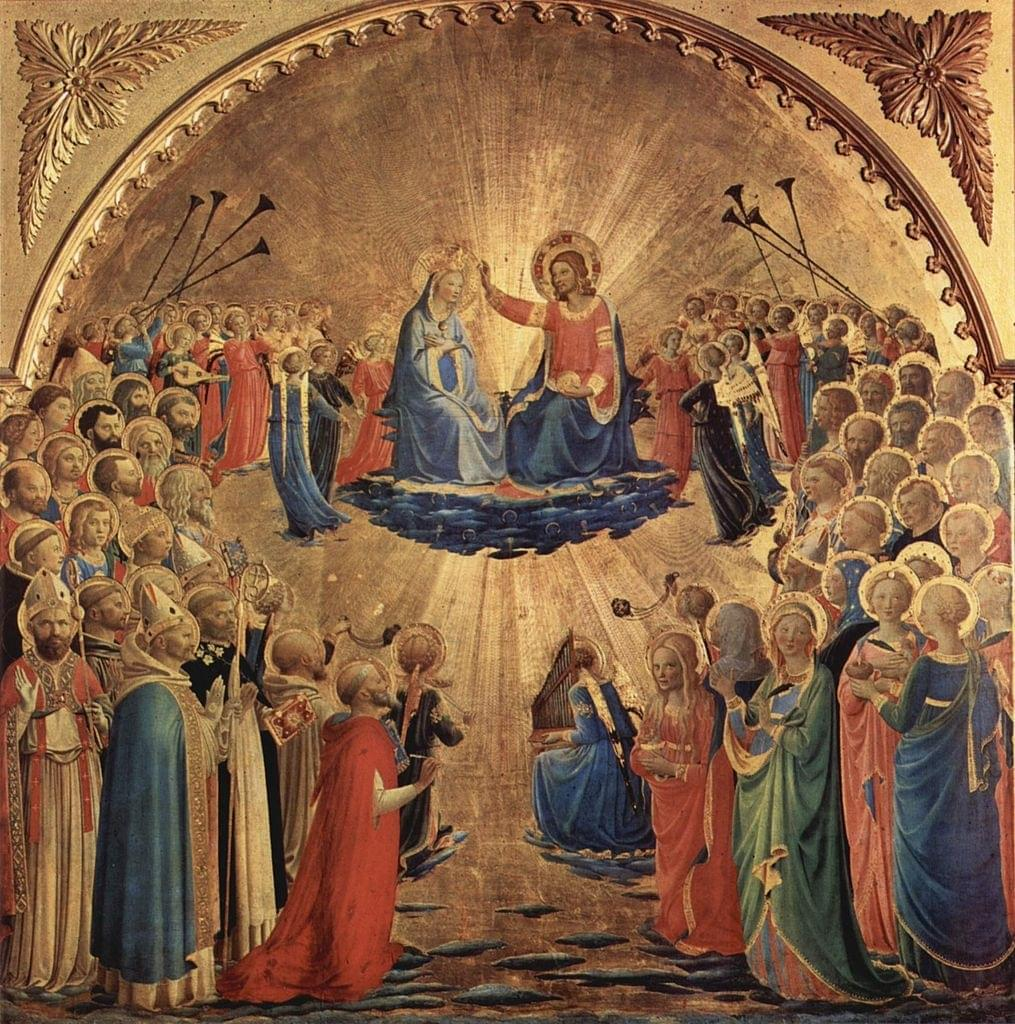 The work of Fra Angelico