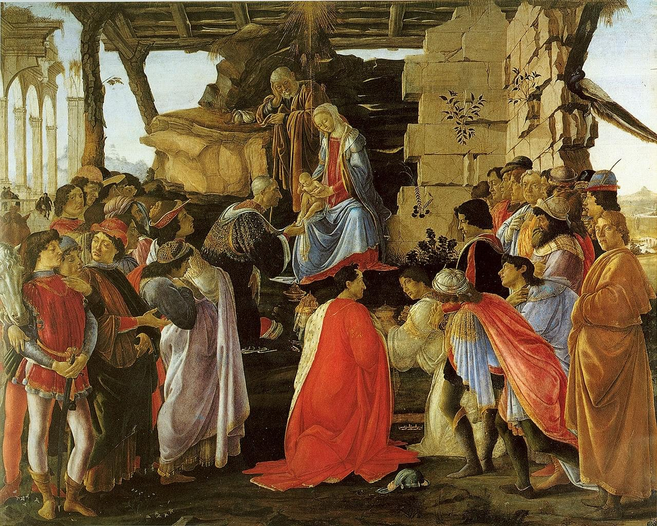 Discovery of Sandro Botticelli
