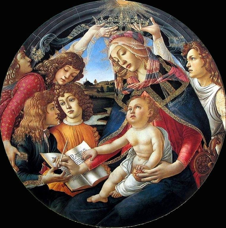 The Madonna of the Magnificat