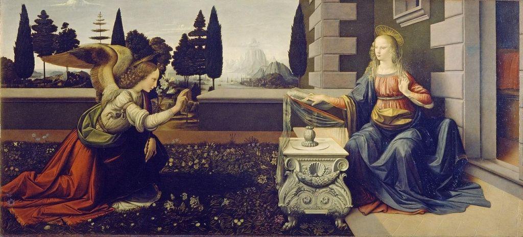The works of Leonardo da Vinci