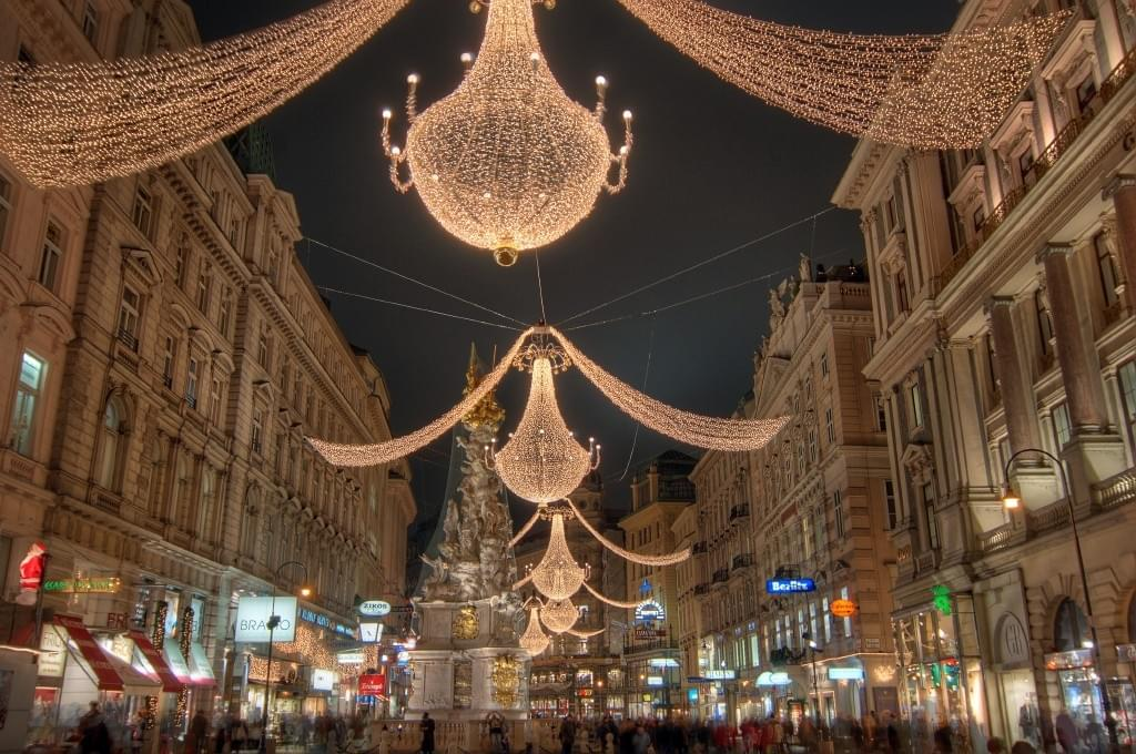 Information on Old Vienna from GRABEN to the BURGTHEATER