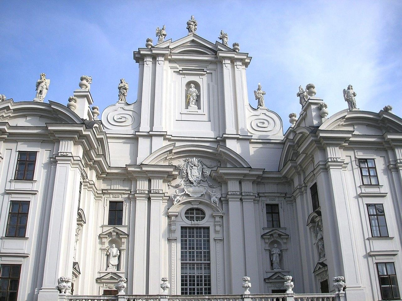 The Church of the Nine Choirs of Angels
