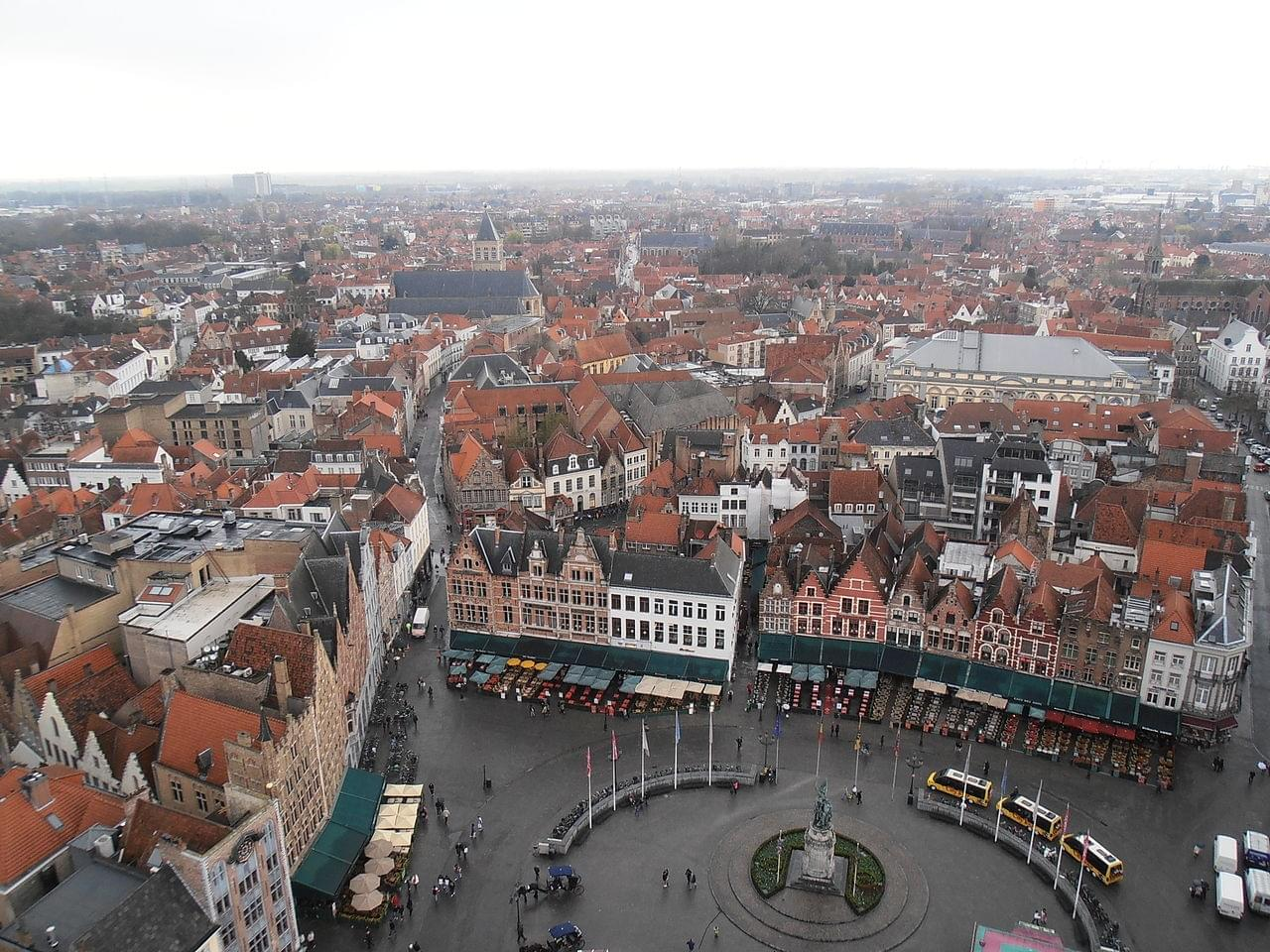 Practical information on the discovery of Bruges