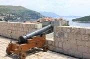 Cannon on the Fort Lovrijenac