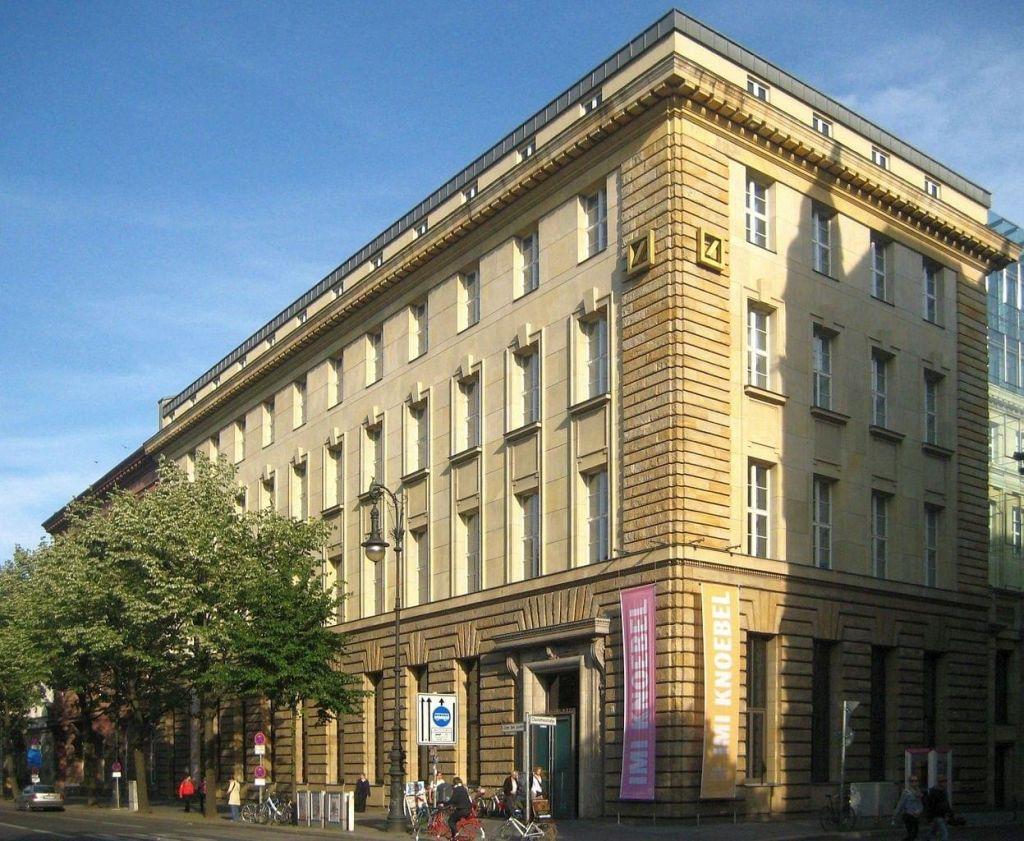 Berlin, Mitte, Unter den Linden, Deutsche Guggenheim 01
