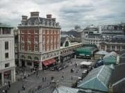 Covent Garden Piazza with London Transport Museum - geograph.org.uk - 215169