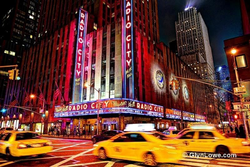 Radio City - New York City