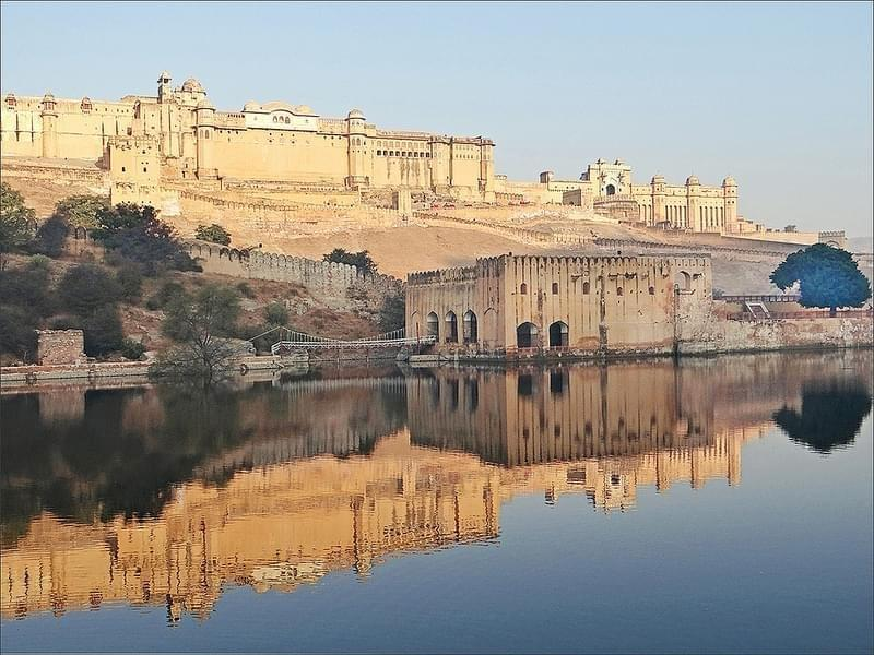 Le fort d'Amber (Rajasthan)