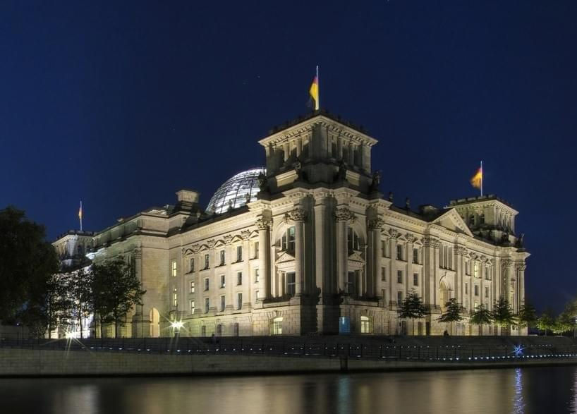 Photo Reichstag/Bundestag
