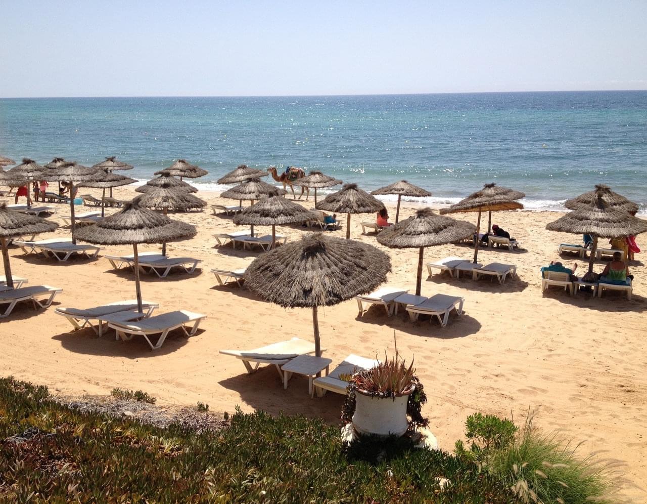 Hammamet-les plages