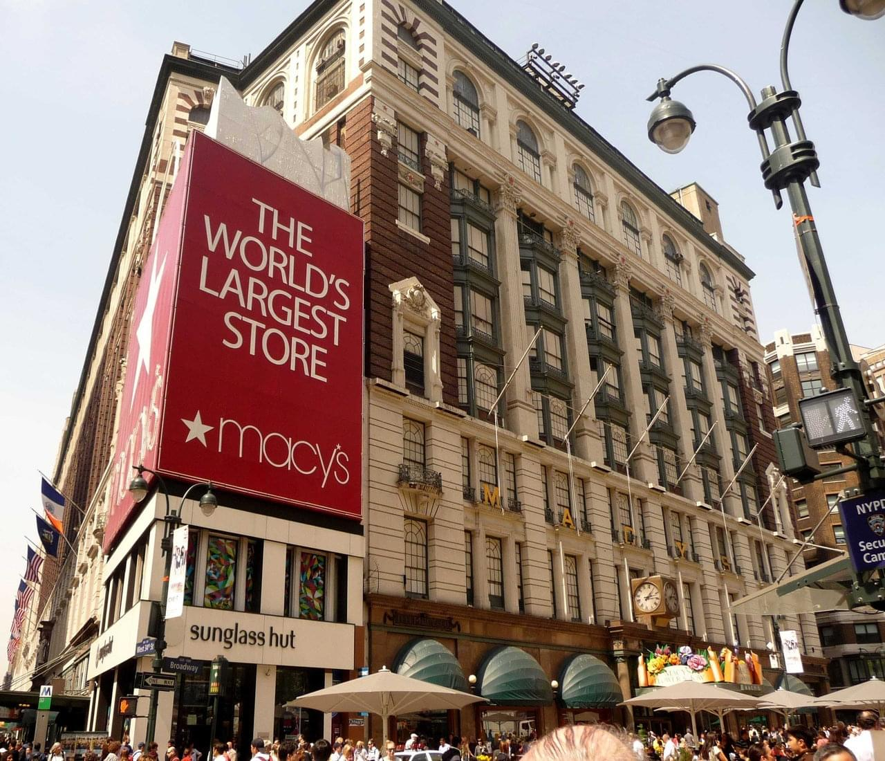 Magasin Macy S A New York City