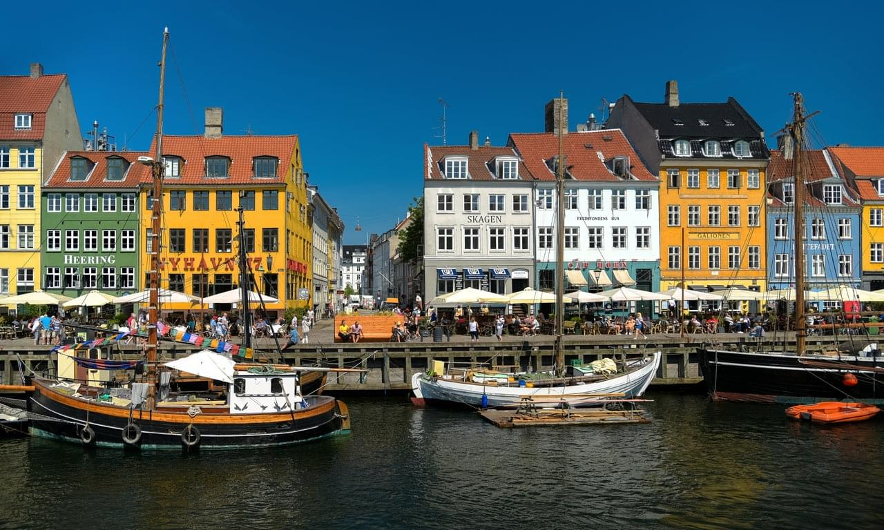Le quartier Nyhavn - Copenhague
