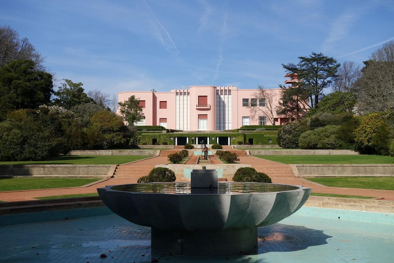 La fondation Serralves