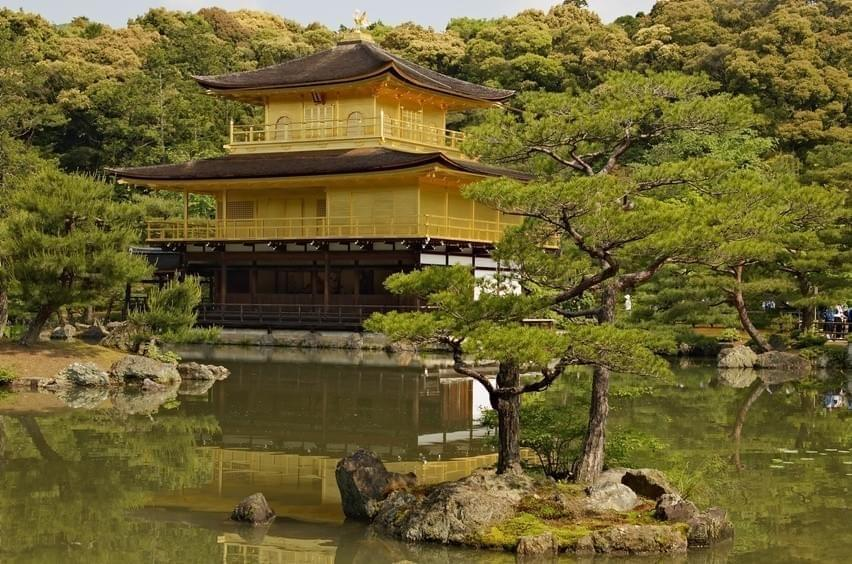 Temple d'Or, Kyoto