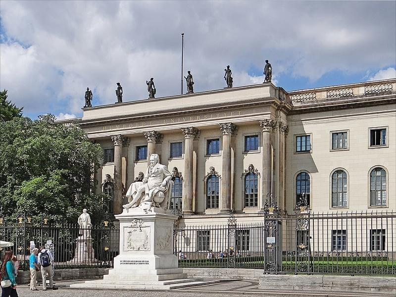 L'université Humboldt (Berlin)