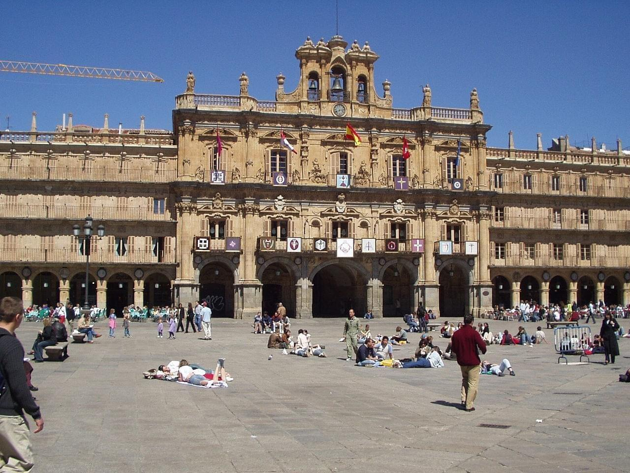 Plaza Mayor de Salamanque