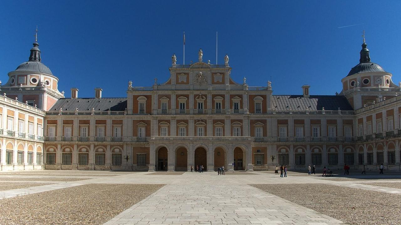 Photo Palais Royal d'Aranjuez