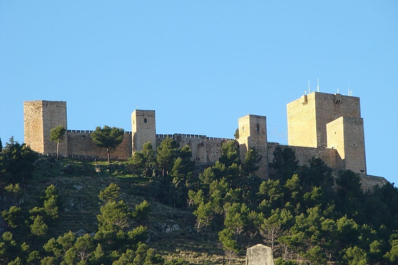 Photo Château de Santa Catalina à Jaen