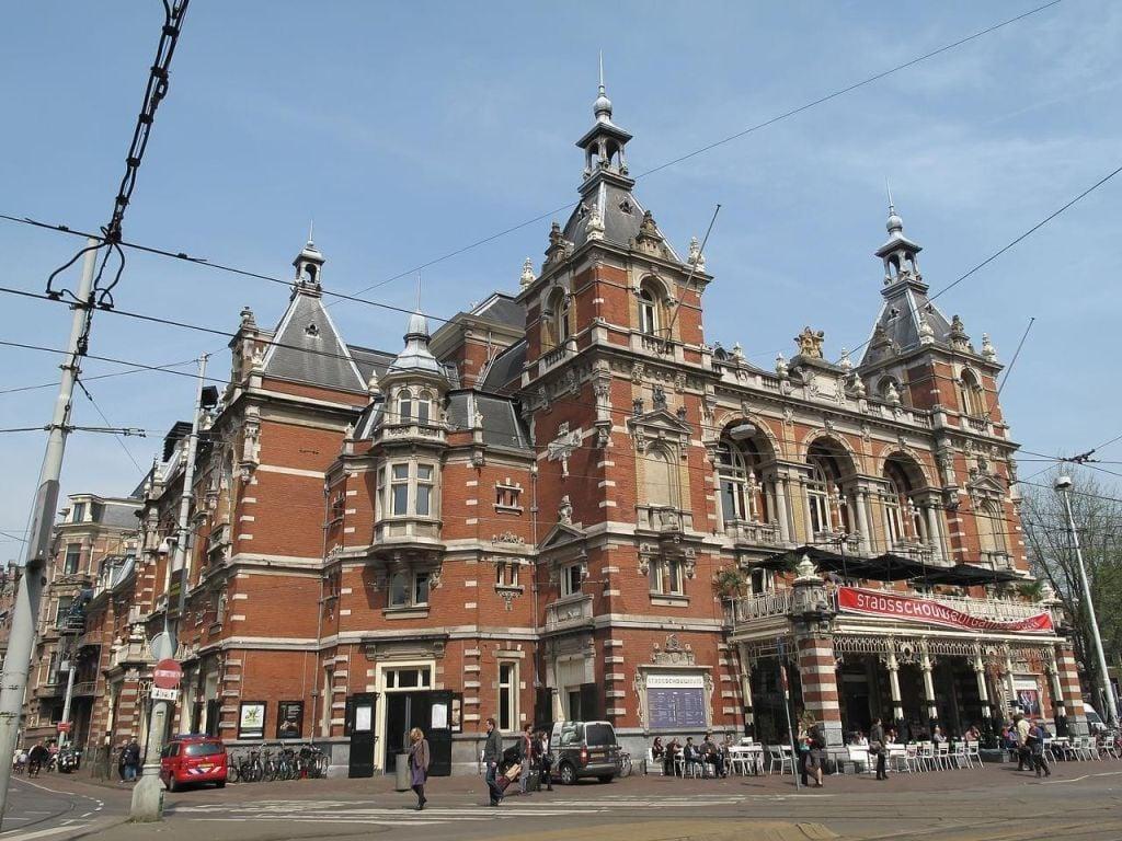 Stadsschouwbourg Amsterdam