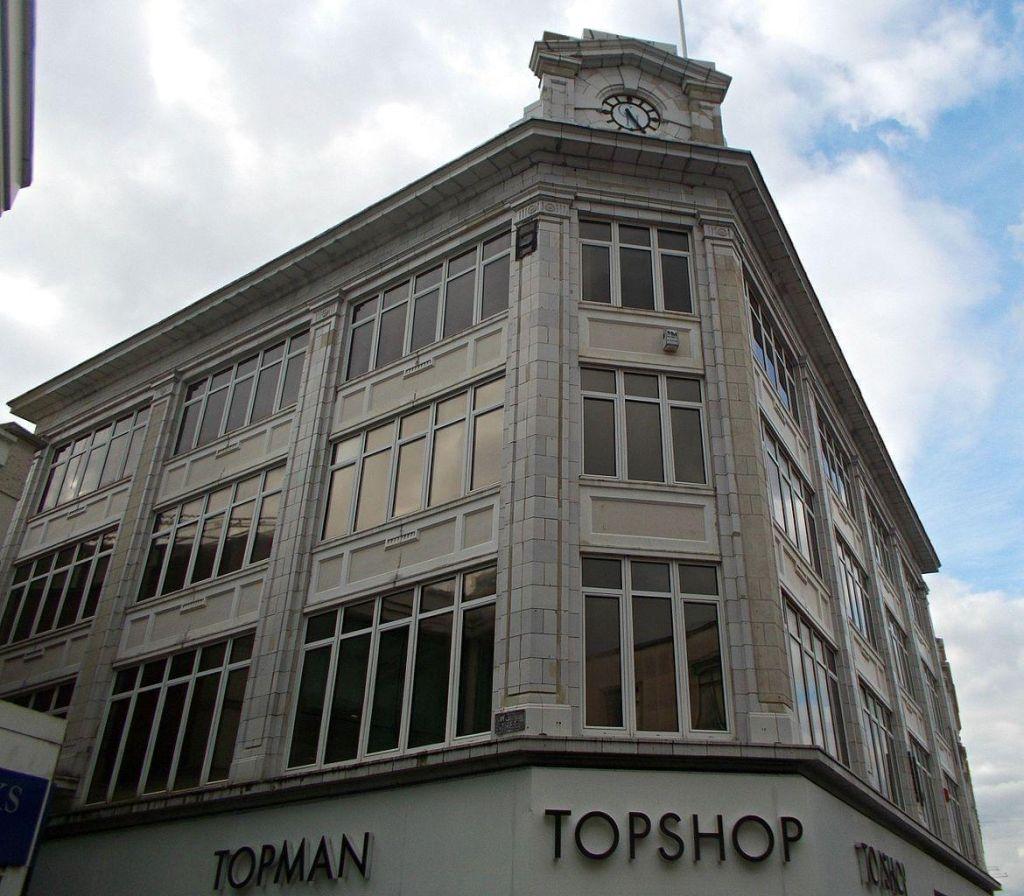 Topshop et Topman