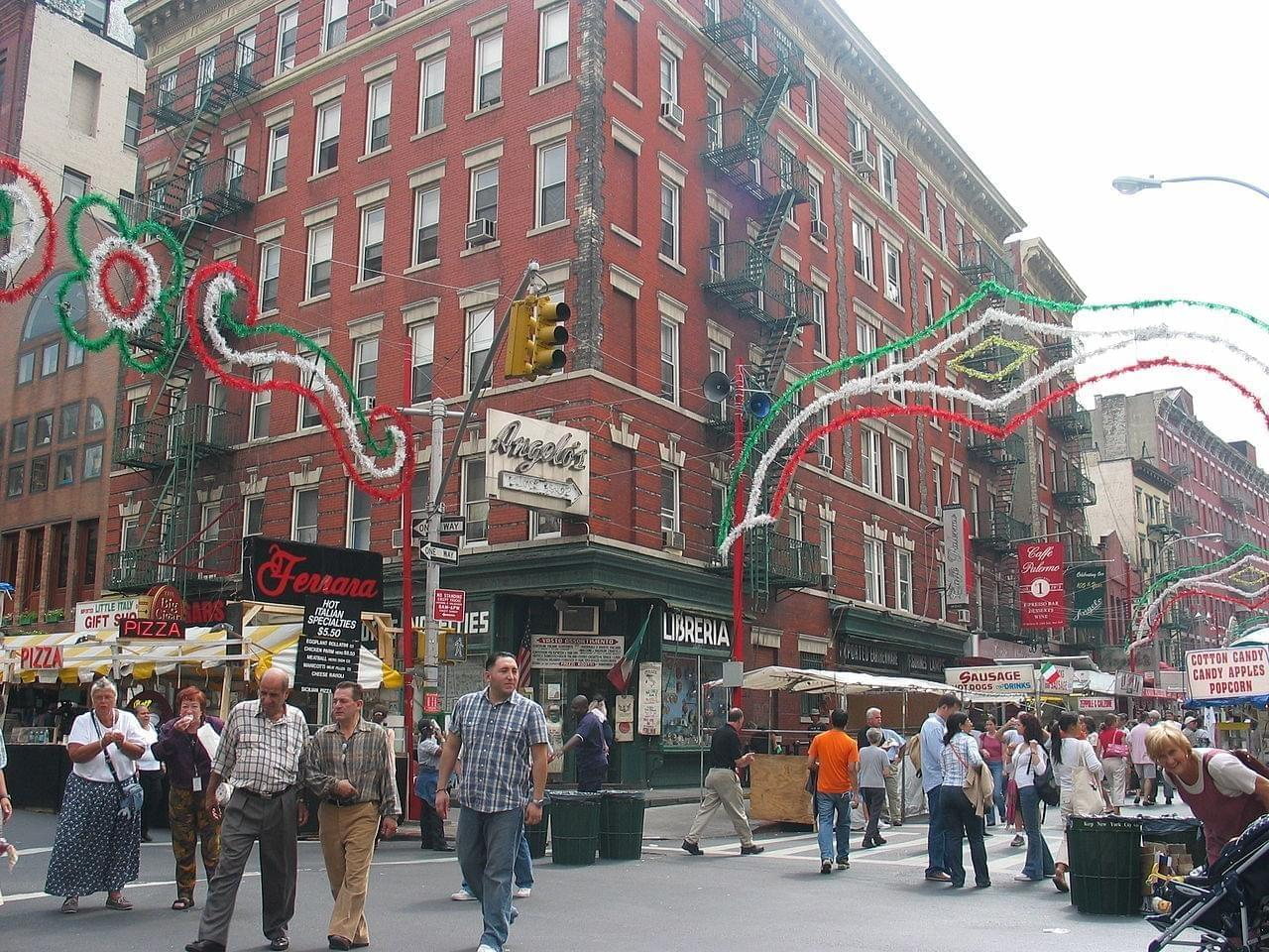 Chinatown et Little Italy