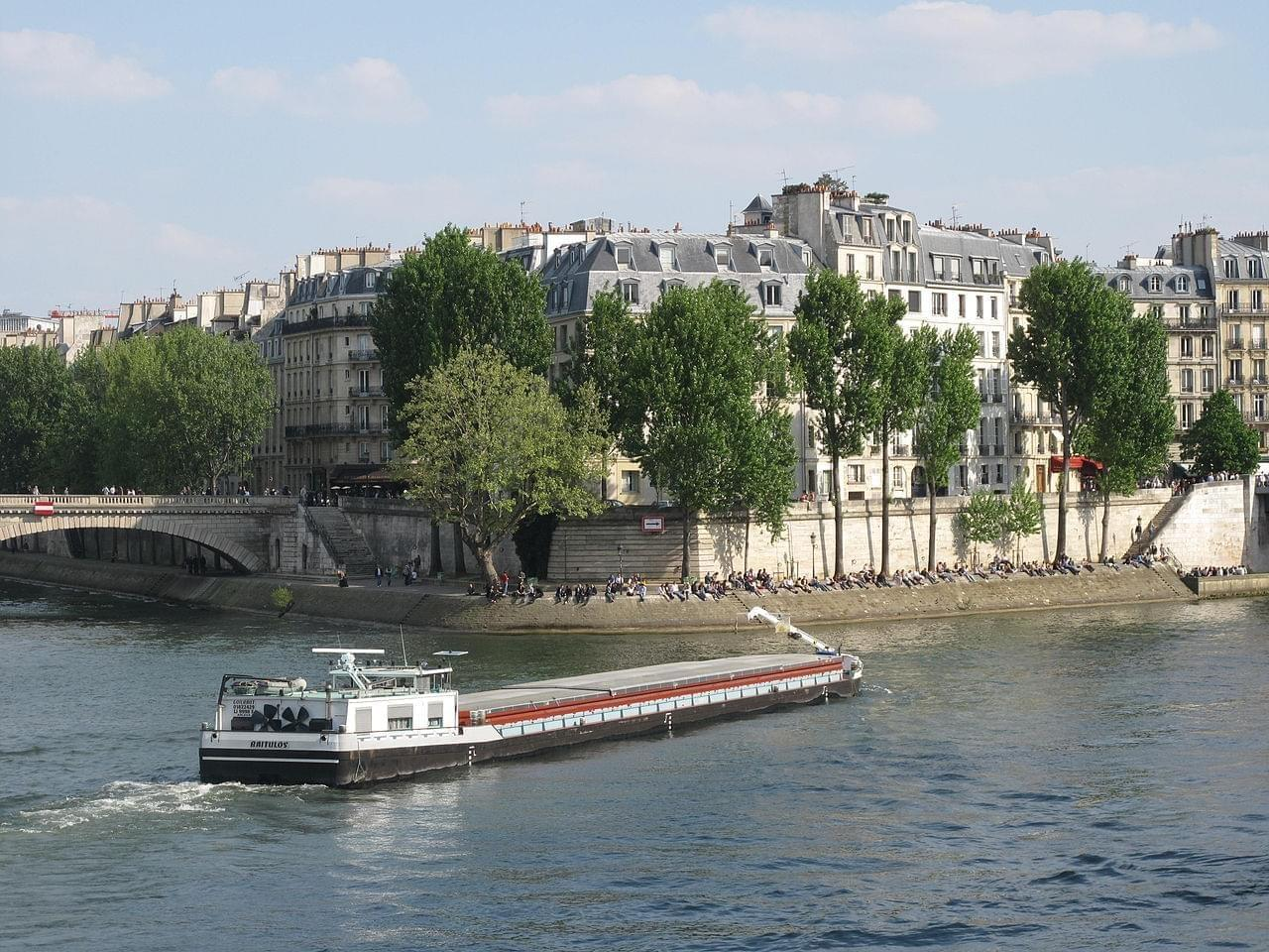 L'île Saint Louis