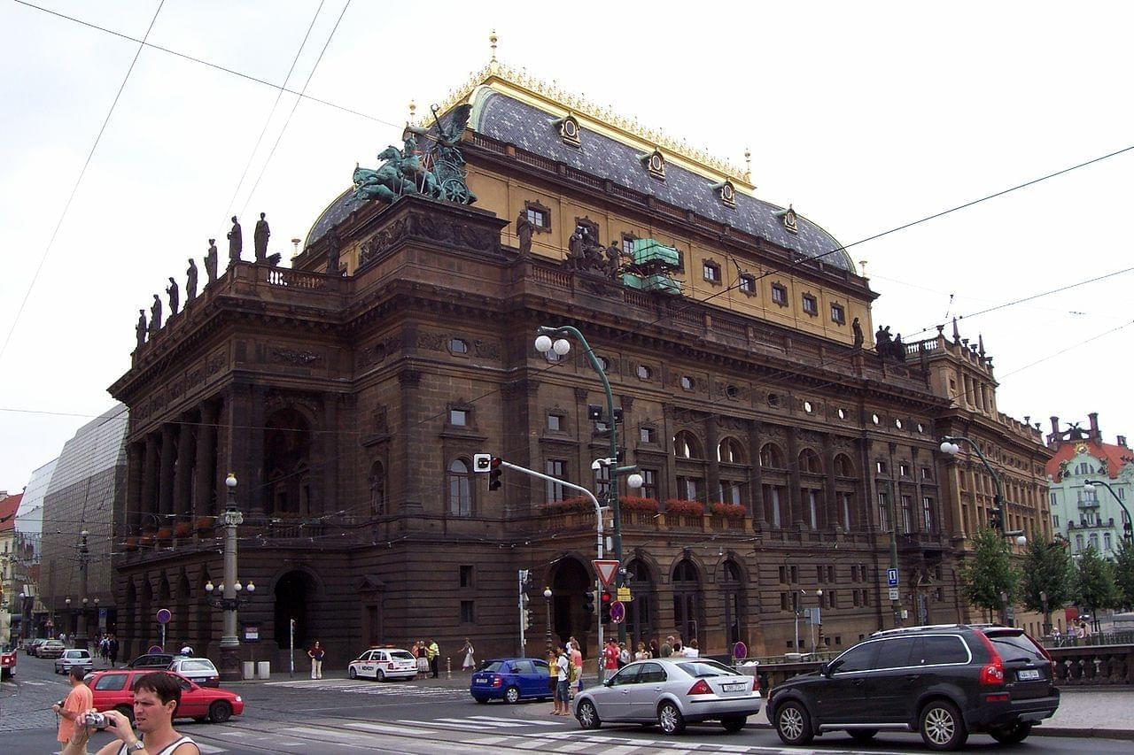 Théâtre National de Prague