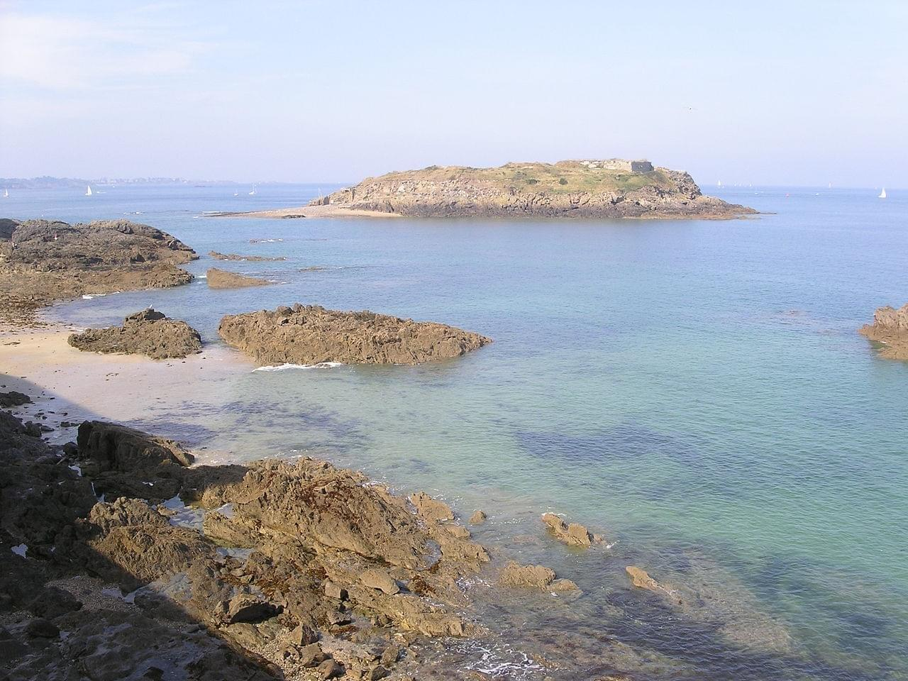 Photo Île du Grand Bé