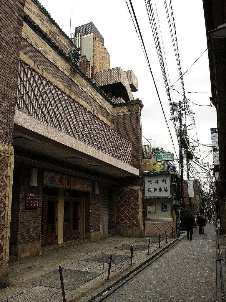 Photo Théâtre Pontocho Kaburenjo