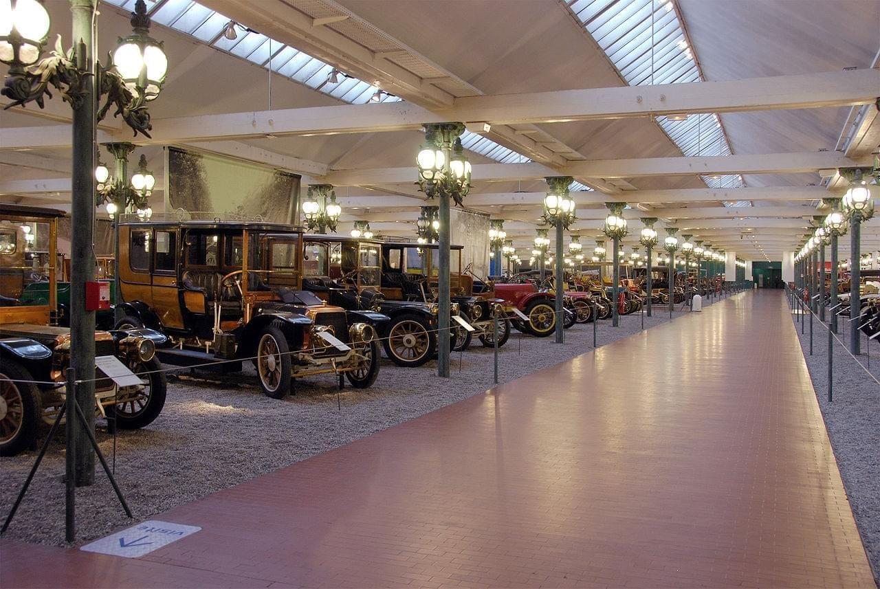 Photo Cité de l'Automobile, Collection Schlumpf