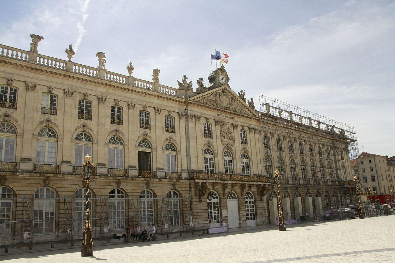 Photo Hôtel de Ville de Nancy