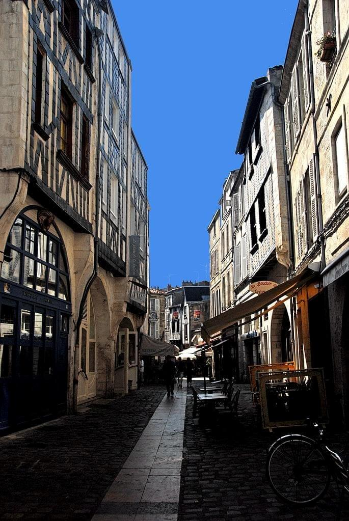 Le Quartier ancien