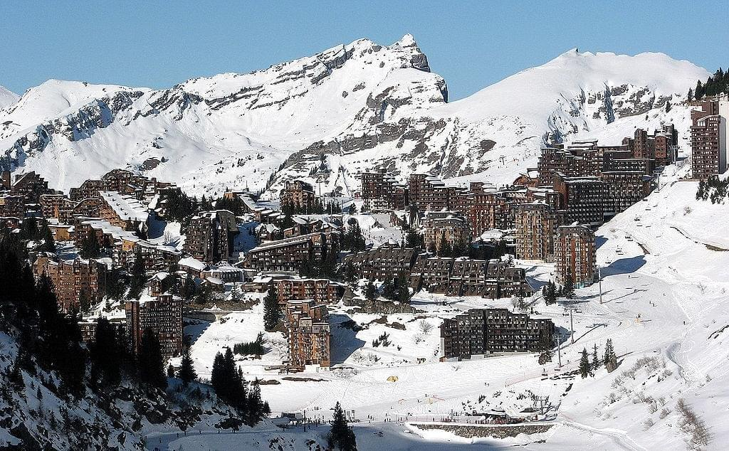 Village d'Avoriaz