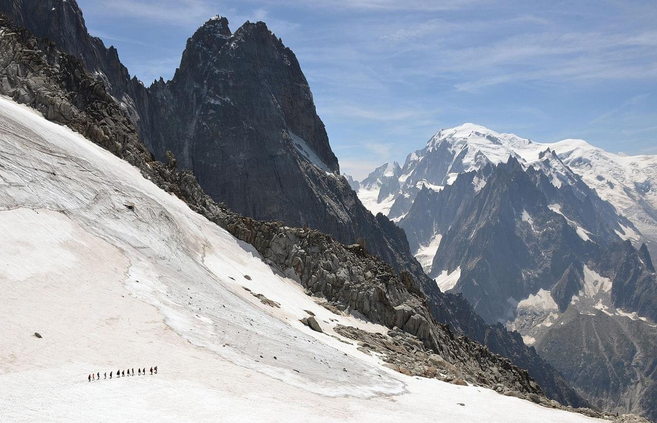 Photo Aiguille des Grands-Montets