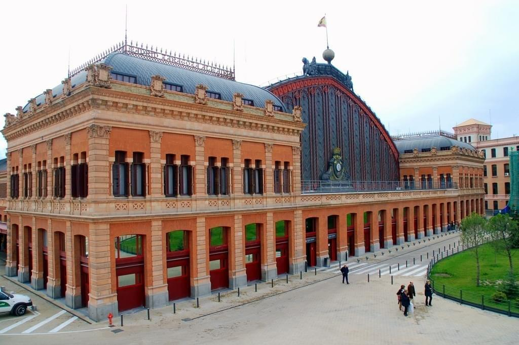 Photo Gare d'Atocha
