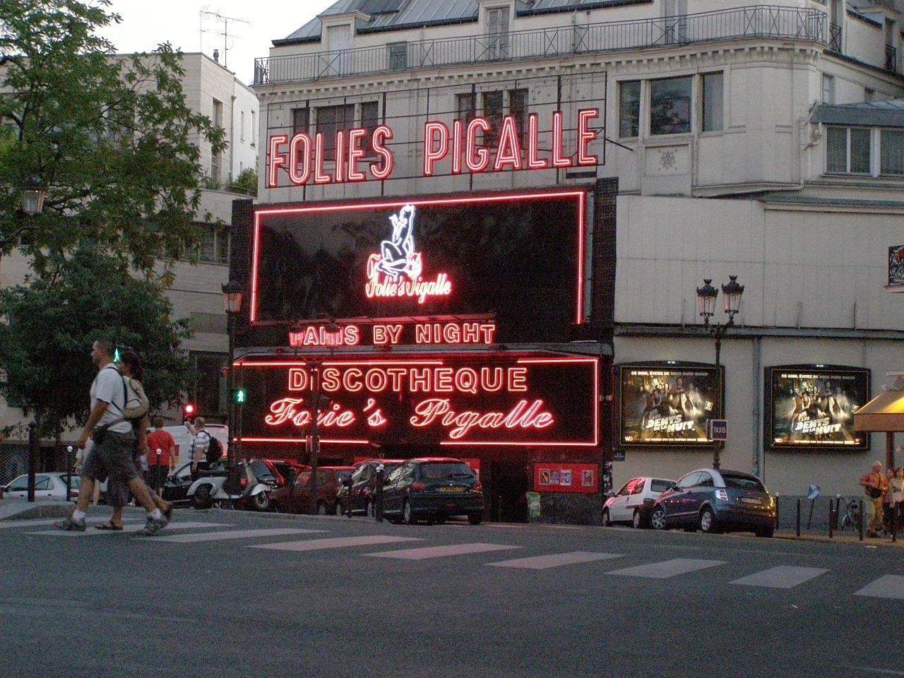 Photo Folies Pigalle