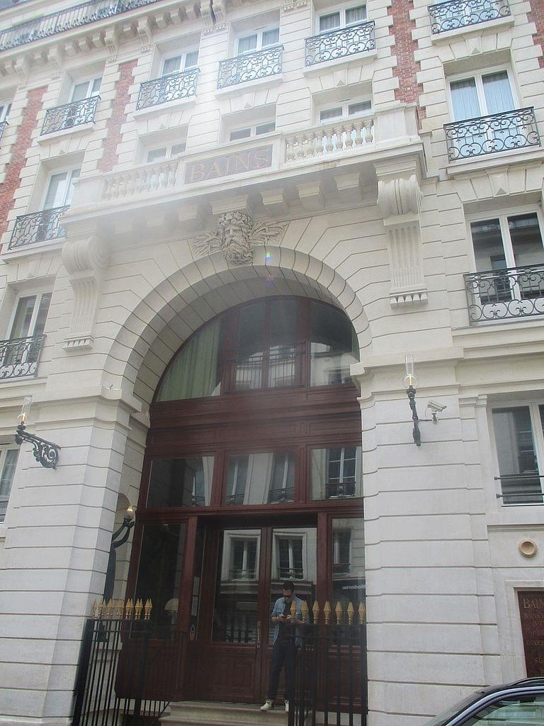 At home hotel paris center paris for Les bains douches paris hotel
