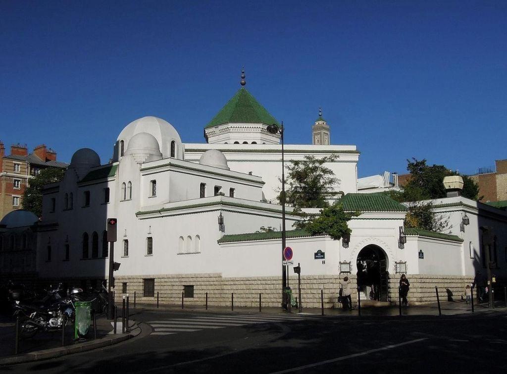 Mosquée de Paris et  Hammam
