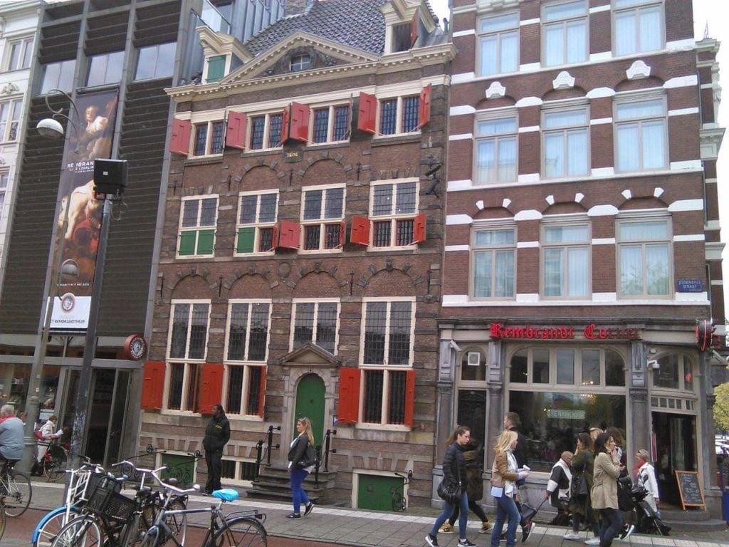 Photo Maison de Rembrandt - Rembrandthuis