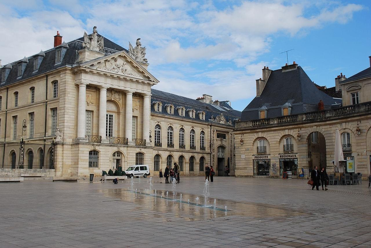 Photo Palais des Ducs - Dijon
